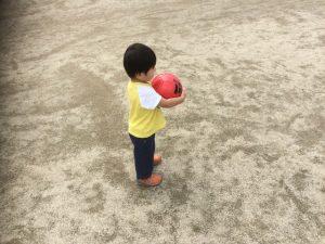 子供とスポーツ